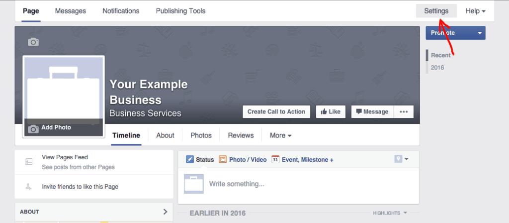 Facebook Business Page Setup - Step #2.6