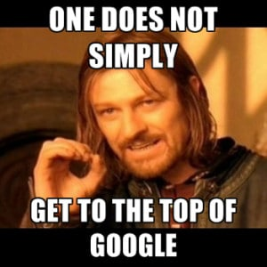 Internet Marketing Meme