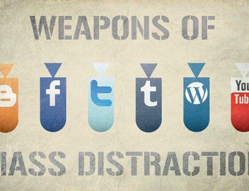 Weapons Of Mass Distraction: Avoiding Shiny Object Syndrom In Internet Marketing